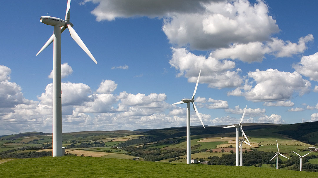 A grand Ventient Energy wind farm